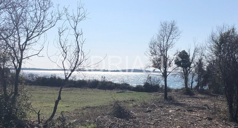 Zemljište u Vodnjanu s pogledom na more